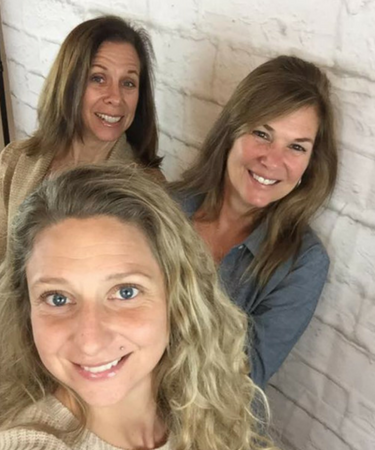 Expert NewStart Coaches Mary, Jo and Randi have over 20 years experience working with all kinds of everyday people, helping them along their journey, whatever that looks like for them.