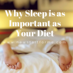 Why Sleep is aas Important as Your Diet