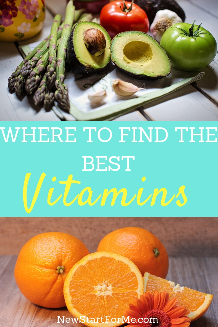 We identify 6 essential vitamins and minerals that are key for optimal health. WHY they are important, WHERE to find them, and HOW they benefit your health.