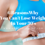 Weight Loss in Your 30's