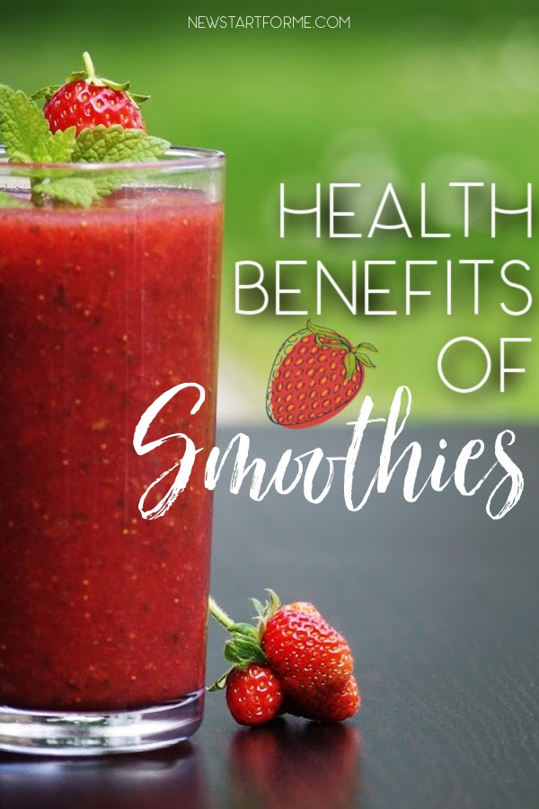 Smoothies & juices are a great way to eat plenty of fruits and vegetables daily. Learn why smoothies & juices can help you live a longer, healthier life!