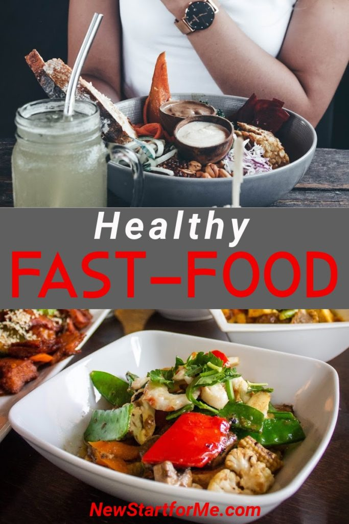 Fast-food that is healthy? Sounds too good to be true, doesn't it? Here are five tips for making great fast-food choices when you're on the run!