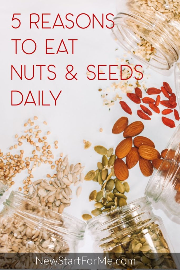 How often do you eat nuts and seeds? Read on to see how incorporating nuts and seeds into your daily diet can positively impact your health and wellbeing!