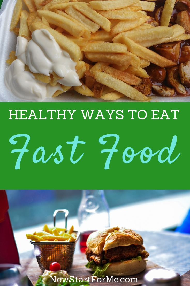 Fast food that is healthy? Sounds too good to be true, doesn't it? Here are five tips for making great fast-food choices when you're on the run!