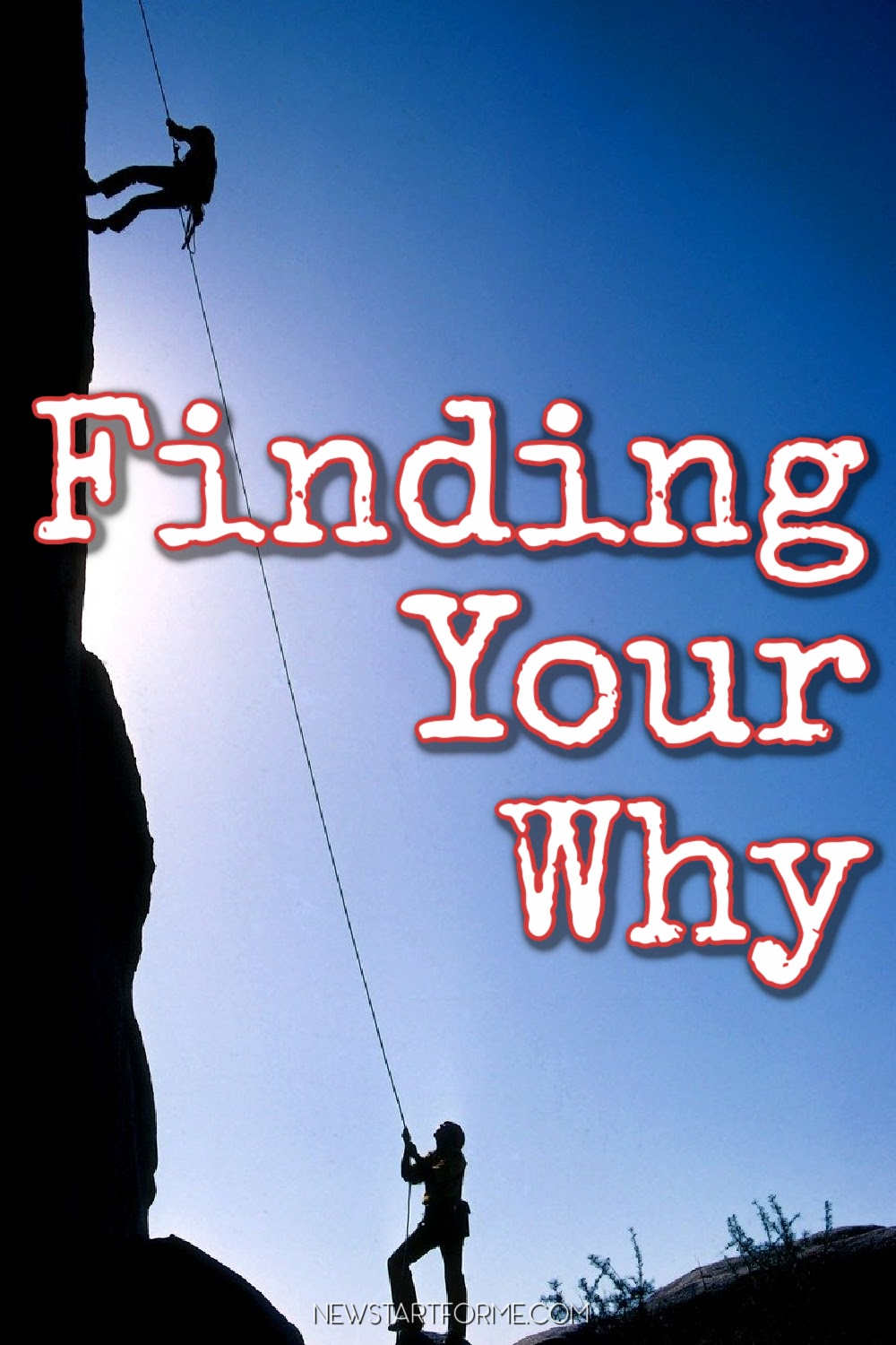 The WHY behind the decision to go for a healthier more active lifestyle is the driver and the motivator for your journey! Your WHY should make your cry!