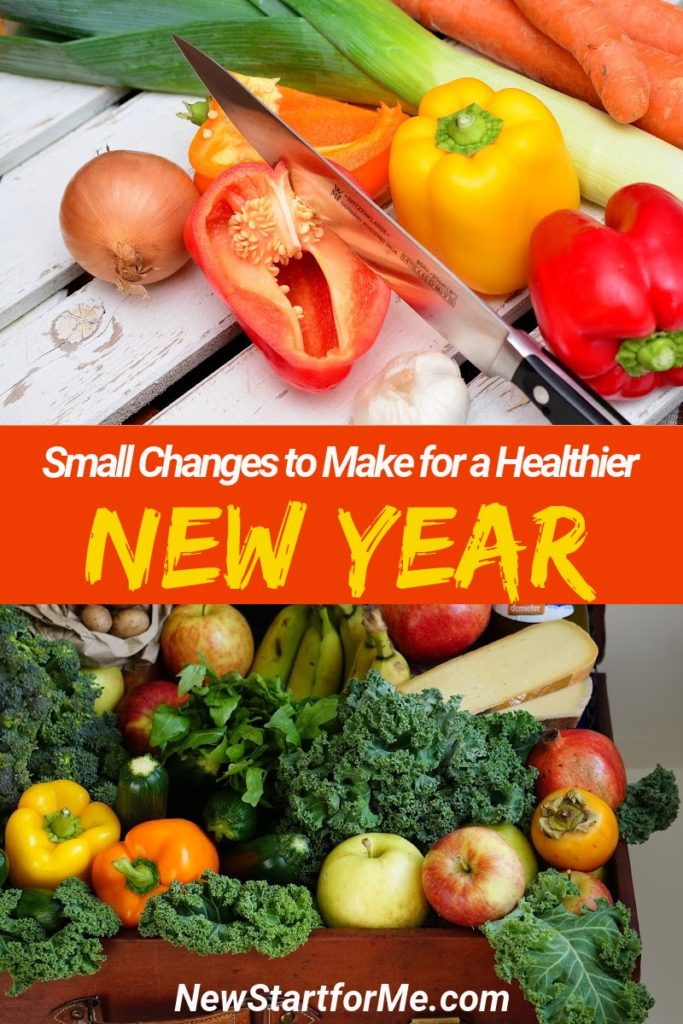 Small changes done consistently over time add up to big results. Make these 7 small changes now and get ready for some big awesomeness in the new year!