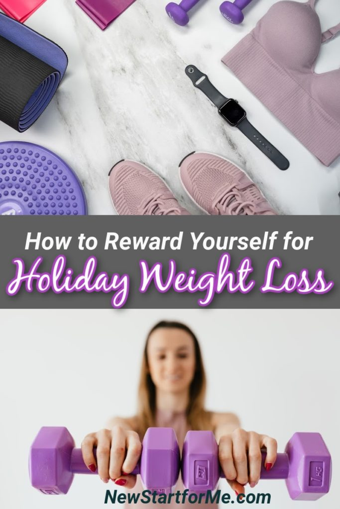 When you reward yourself for holiday weight loss you find that you end up happier, healthier, and with more gifts heading into the new year.