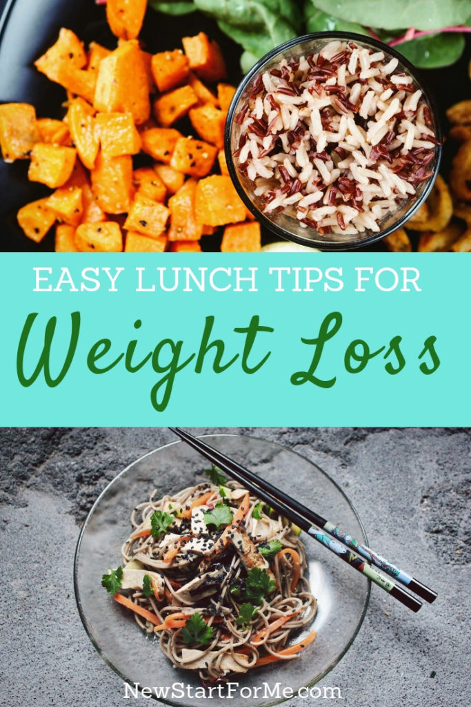 Lunchtime habits can make or break your weight loss progress. Check out these easy lunch tips for your lunch hour to help you reach your wellness goals.