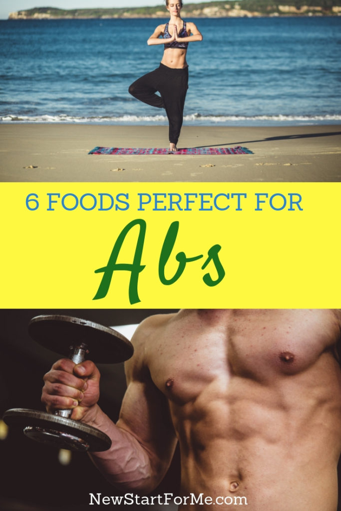 Let's jump start your plan to get those 6 pack abs with the right foods and recipes that are perfect for a flatter tummy and stronger abs.