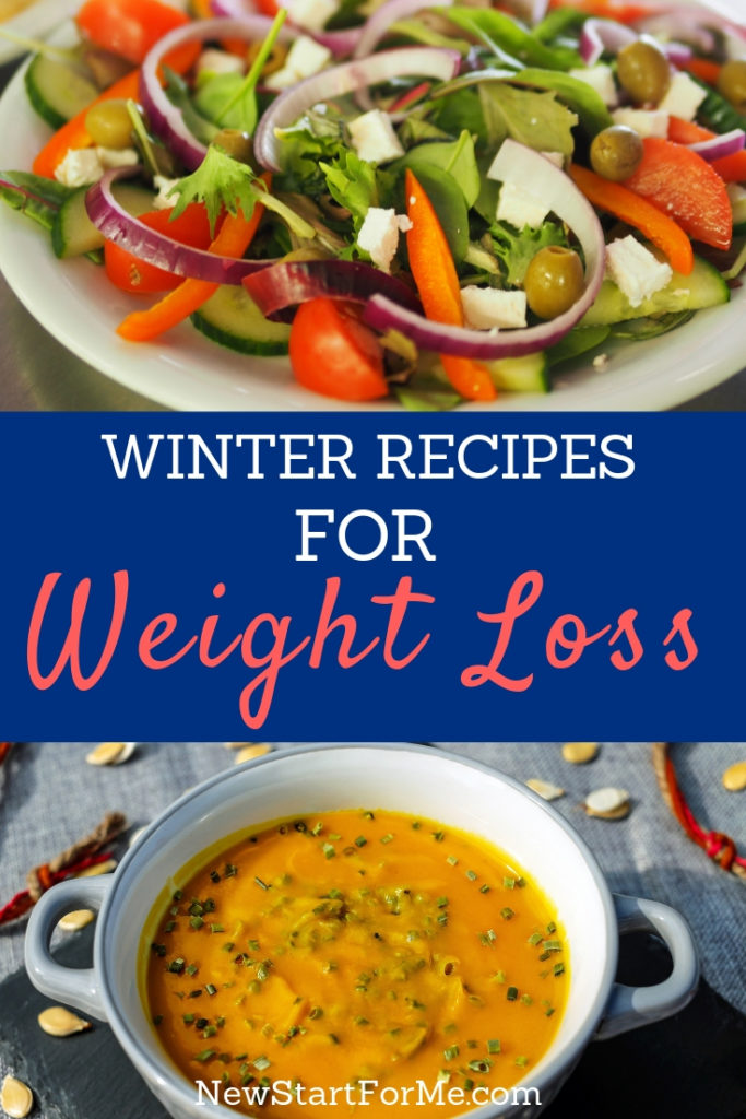 The best winter recipes for weight loss will keep you losing weight and preparing for bikini season just around the corner.