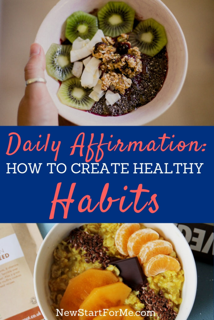 Creating new nutrition habits is a daily commitment. The NewStart Daily Affirmations can help you create those new nutrition habits and more!