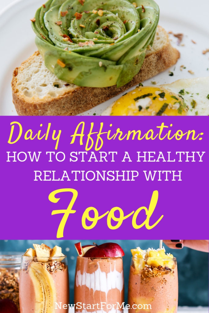 Affirm your hard work and diligent efforts on your healthy relationship with food with the NewStart Daily Affirmation Series. On the blog, or in your inbox.