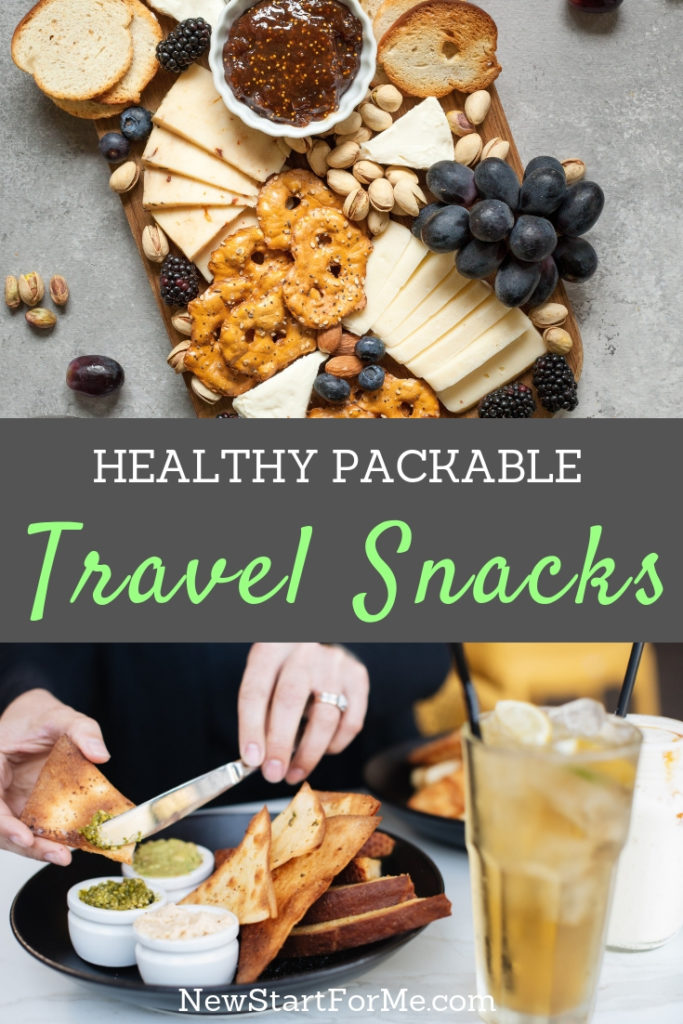 The best healthy packable snacks for travel will help you enjoy your travels without making you sacrifice your health plan.