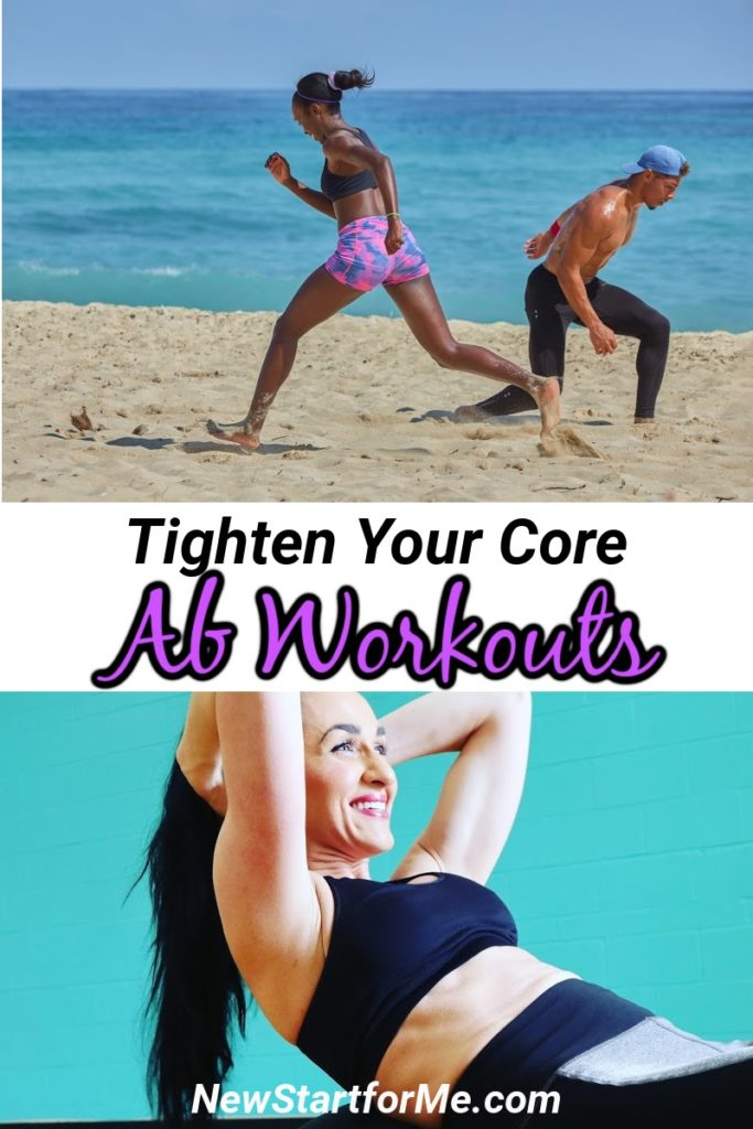 Add some quick ab workouts to your daily routine to help make your abs and hard work more visible to you and everyone else.