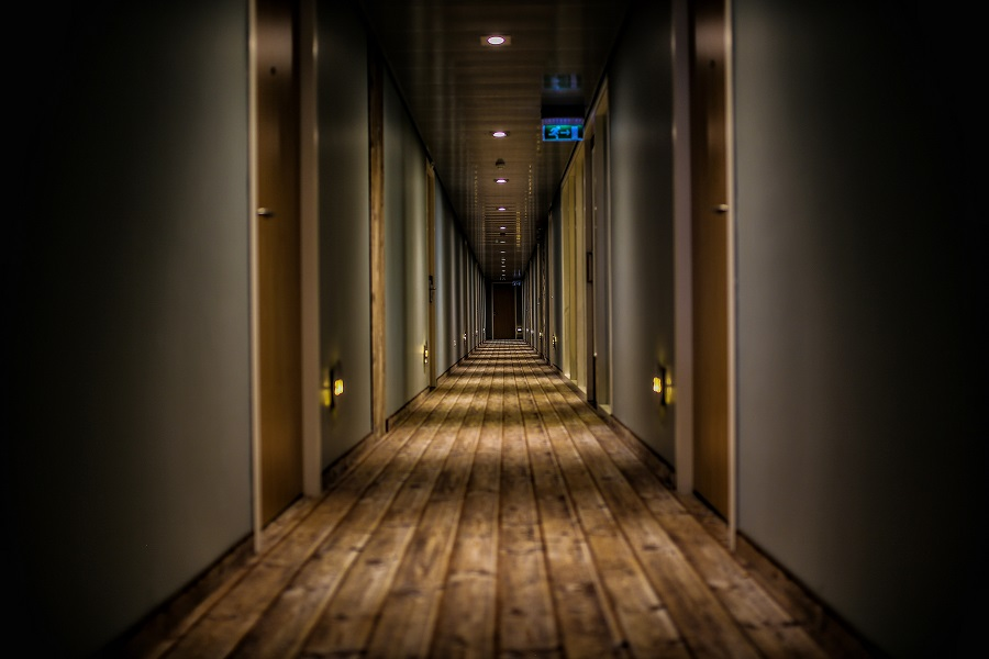 Workouts for Hotel Rooms to Keep you on Track Hotel Hallway