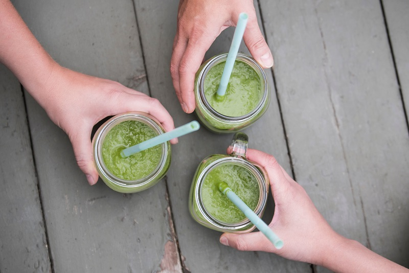 11 Green Juice Recipes to Keep Kids Healthy