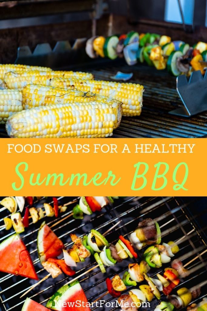 No need to swap tasty for healthy when planning your barbecue menu. Use these super simple food swaps to keep your summer barbecues fun AND healthy!