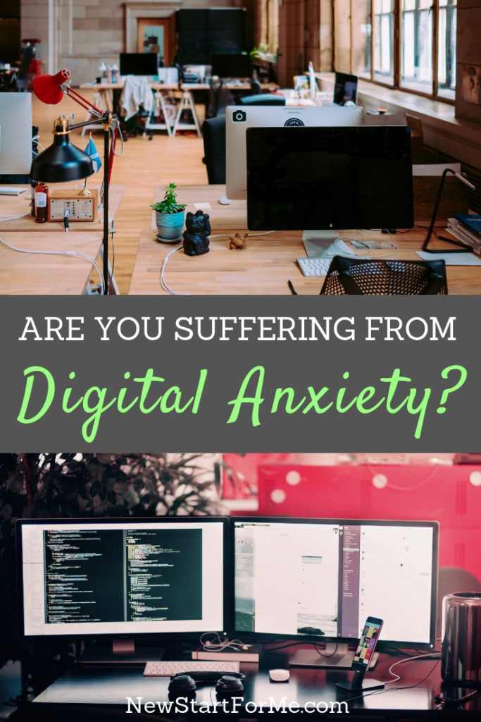The pace of life is non-stop! Sometimes our technology contributes to digital anxiety in ways we don't even realize! Get our free report to simplify here!
