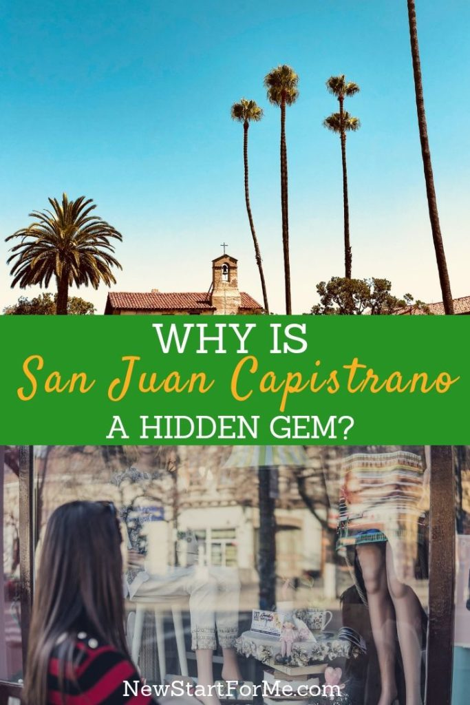 Learn about what makes San Juan Capistrano a hidden gem and then make a visit to experience the magic of this city in person.