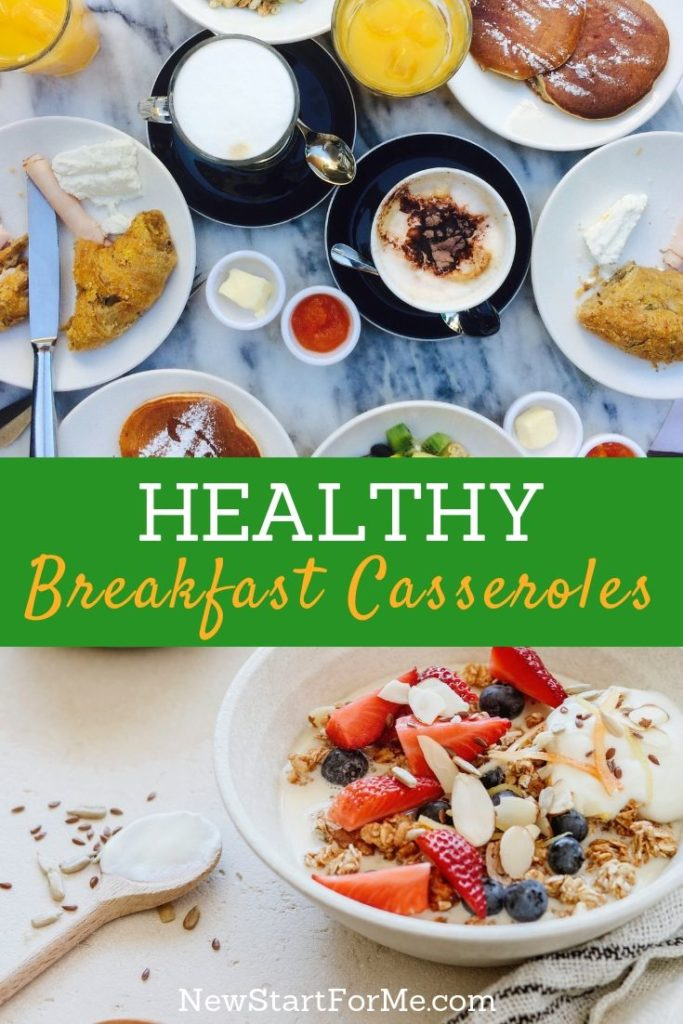 Take advantage of the very best breakfast casserole recipes to help you lose weight, eat healthily and enjoy breakfast again.