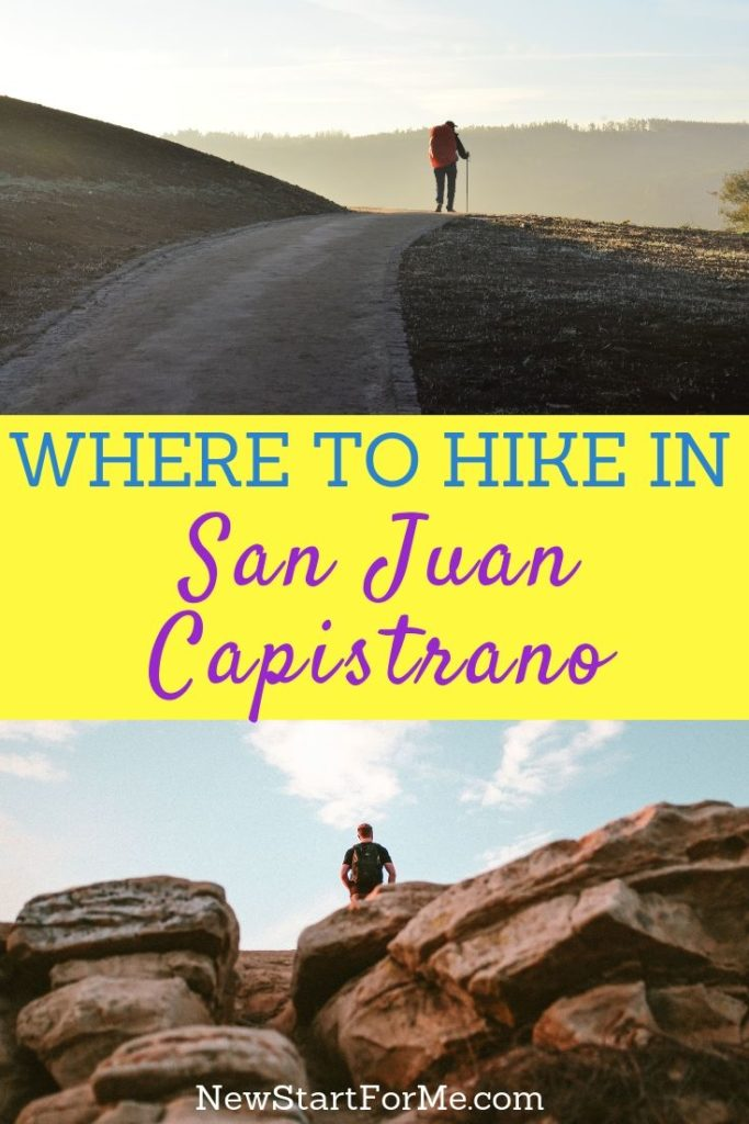 Find out where to hike in San Juan Capistrano and then get out there and get exercise in for the day in some fun and amazing ways.