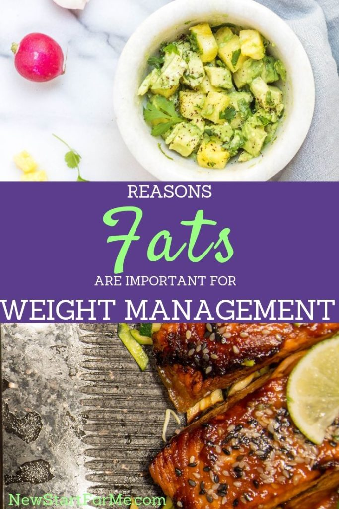 Once you learn the reasons fats are important for your weight management you can use your energy in different ways to lose weight.