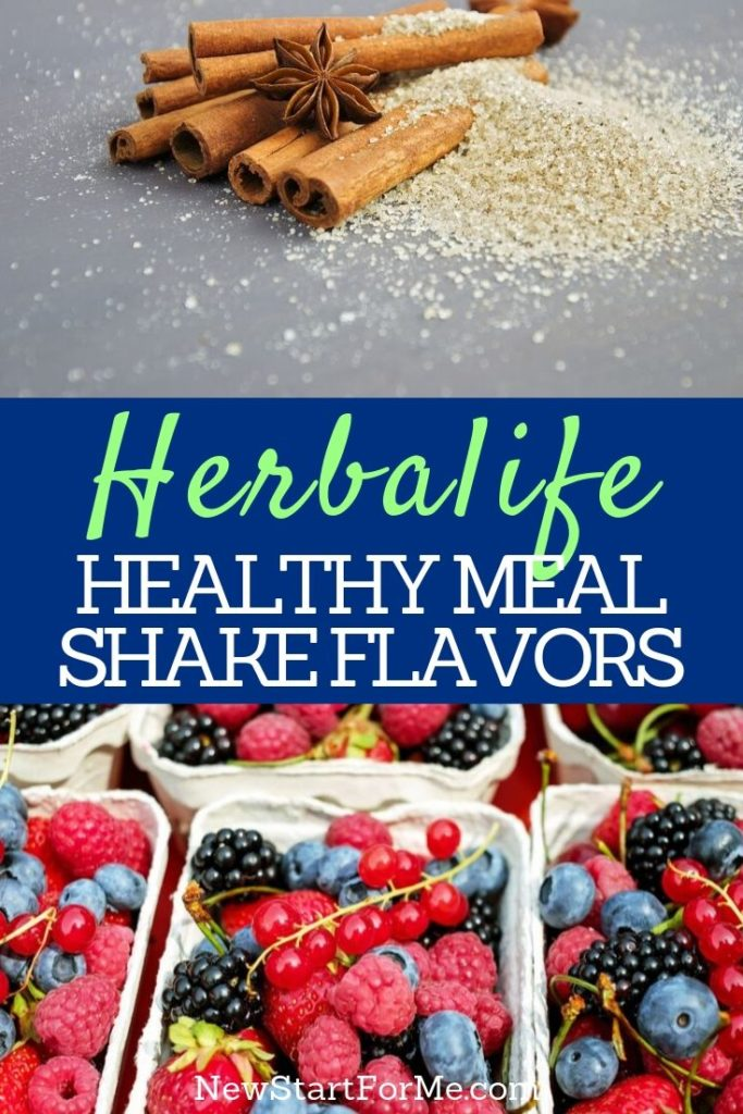 You can discover the many different Herbalife Healthy Meal Shake flavors in order to control your meal replacement and lose weight.