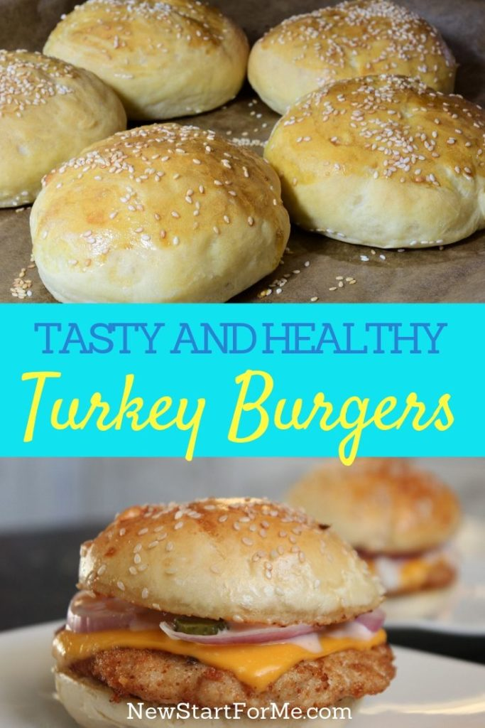 You can make some tasty turkey burger recipes for the entire family and have peace of mind that it is healthier and just as tasty as a beef burger.