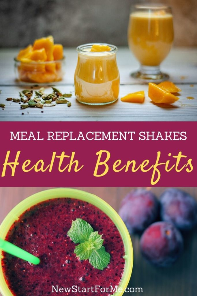 We use all of the meal replacement shakes health benefits in order to skip a meal but there is so much more going on with these shakes.