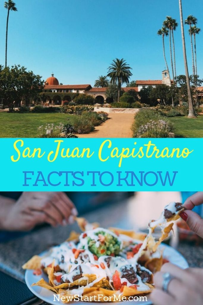 There are many different San Juan Capistrano facts to know but only a few make the cut as the most interesting facts you can learn.