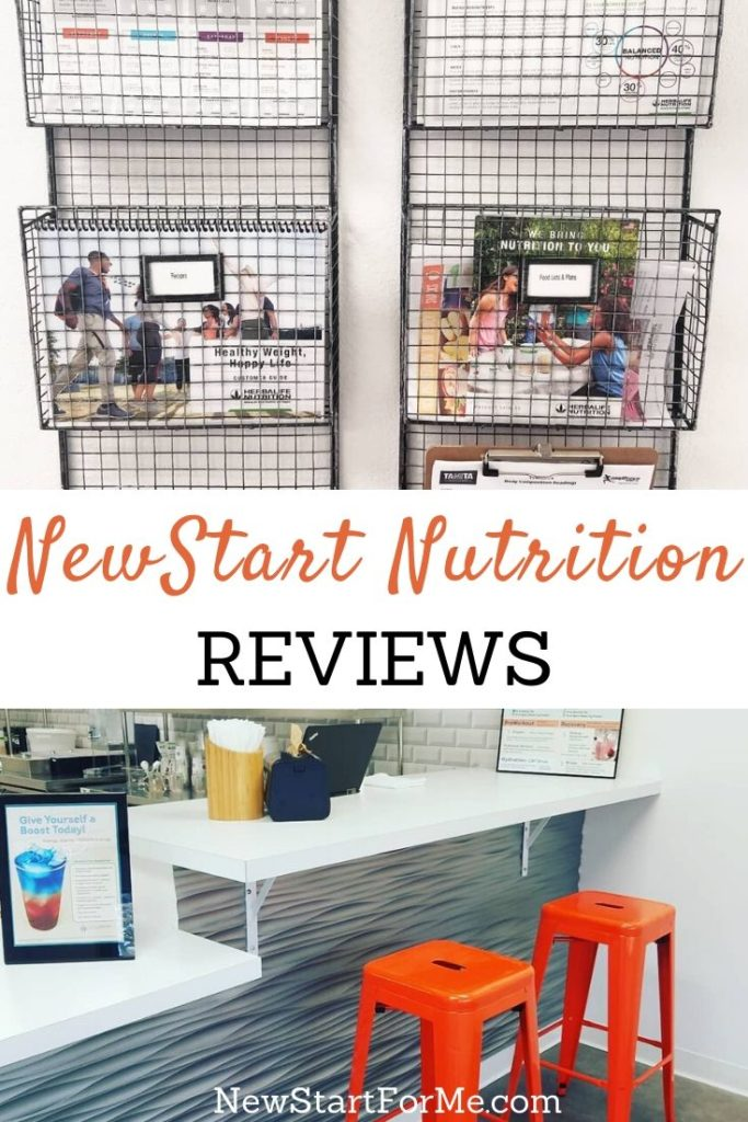 There are more than a few NewStart Nutrition reviews from the first month of being open and we think they might help you make a decision.