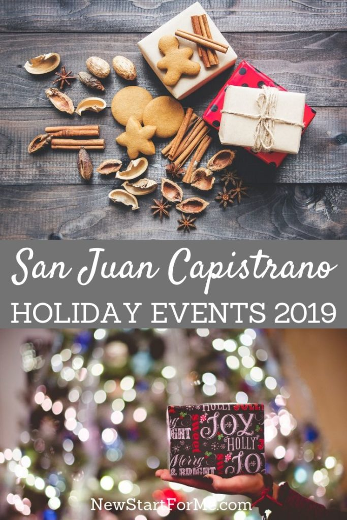 Discover new community traditions at one or all of the San Juan Capistrano holiday events 2019 that are a lot of fun for everyone.