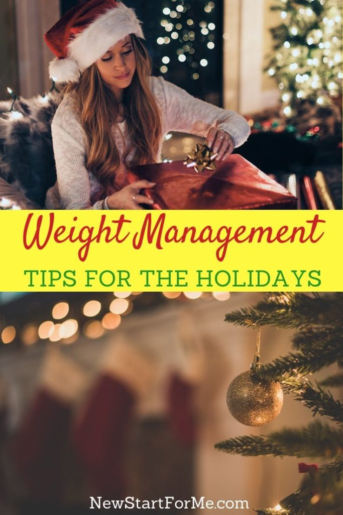 The best holiday weight management tips won't help you find the best gifts but they will help you stay on track with your diet.