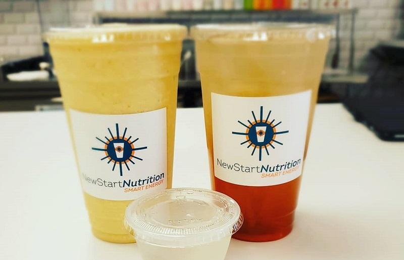 NewStart Nutrition Grand Opening Week