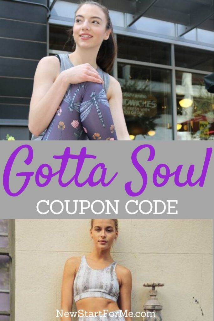 NewStart Nutrition has teamed up with Gotta Soul to provide our shoppers with a unique Gotta Soul coupon code for 10% off.
