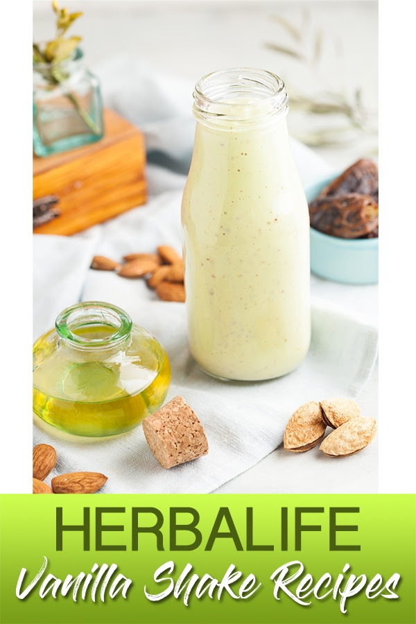 Herbalife vanilla shake recipes can help keep you coming back for more in the best way possible. They will even help you reach your weight goals.