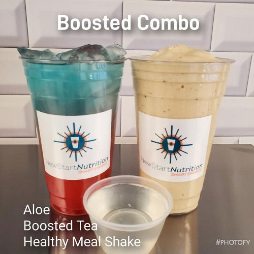 How to Make Boosted Teas at Home  NewStart Nutrition