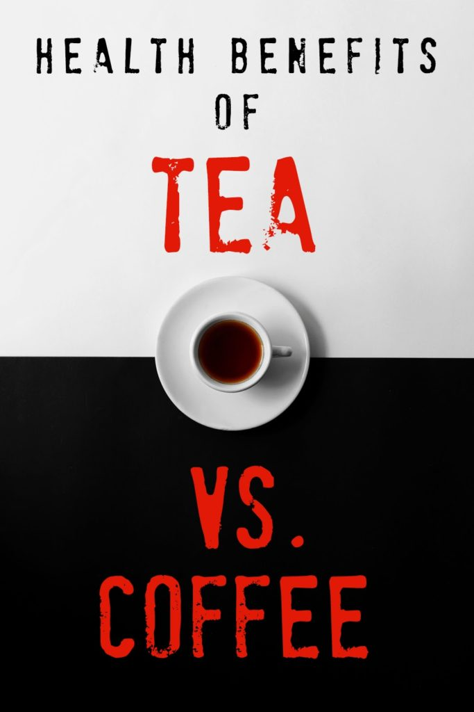 The health benefits of tea vs coffee are interesting as both could be considered good for you yet there is more there than you may think.