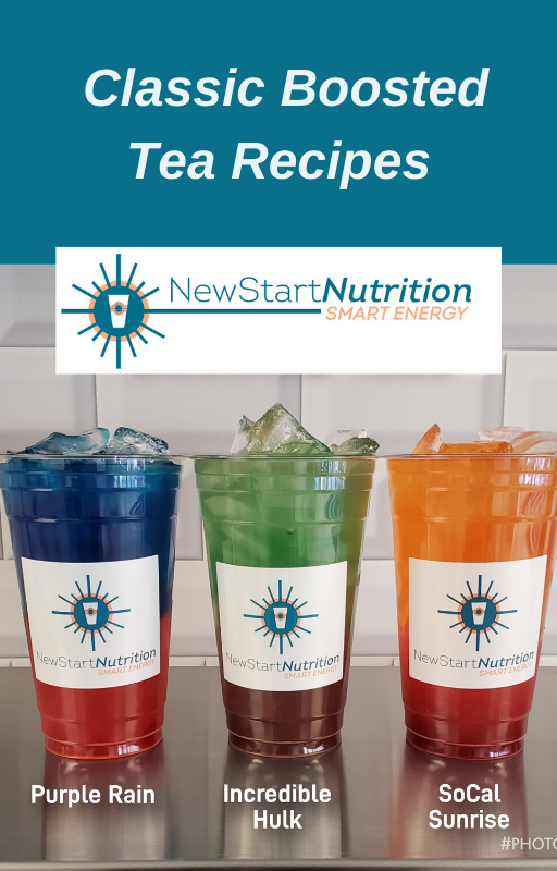 Classic Boosted Tea Recipes ebook