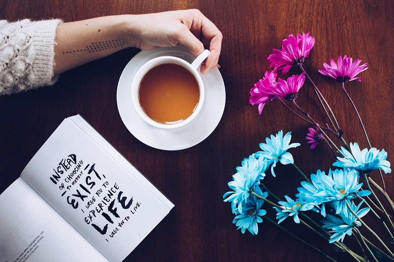 5 Boosted Tea Quotes to Jump Start your Day
