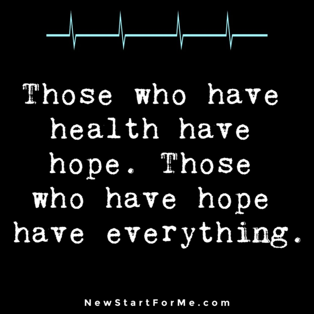 Motivational Quotes for Healthy Living Those who have health have hope. Those who have hope have everything
