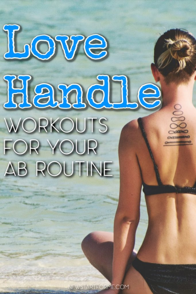Love handle workouts can help you get rid of a muffin top and complete the overall ab transformation you were aiming to achieve.