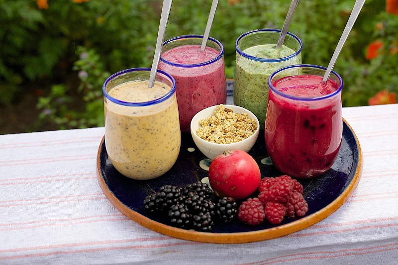 Fat Burning Weight Loss Breakfast Smoothie Recipes Newstart Nutrition