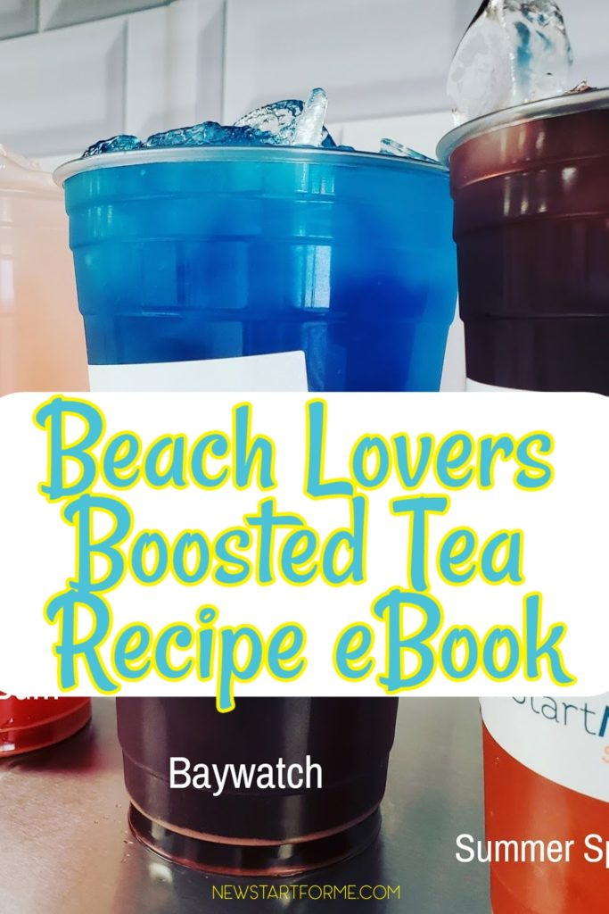 You can learn how to DIY these beach lovers boosted teas at home and then start getting energy in the healthiest way possible right away!
