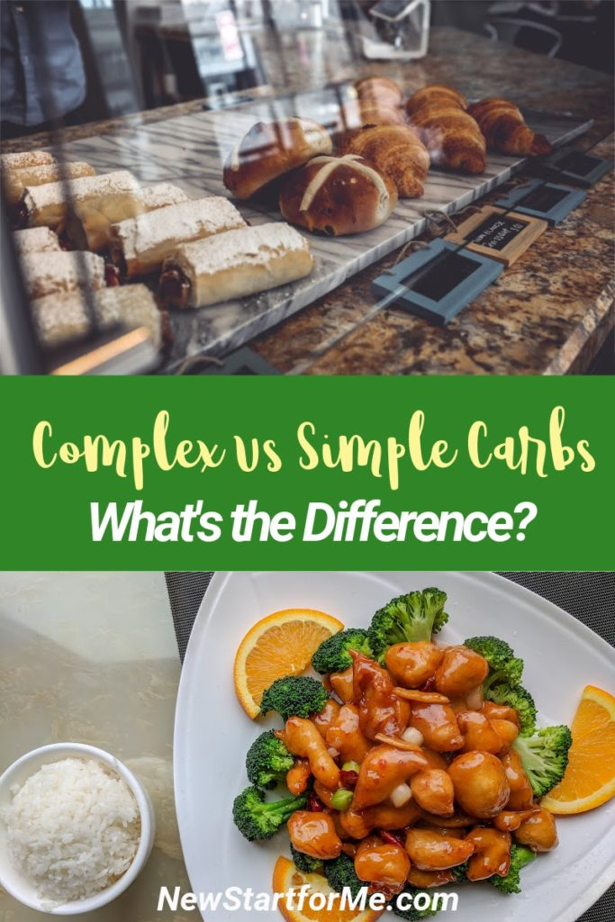 Complex vs simple carbs examples could help you reach your weight loss goals more easily as well as in a healthier manner.