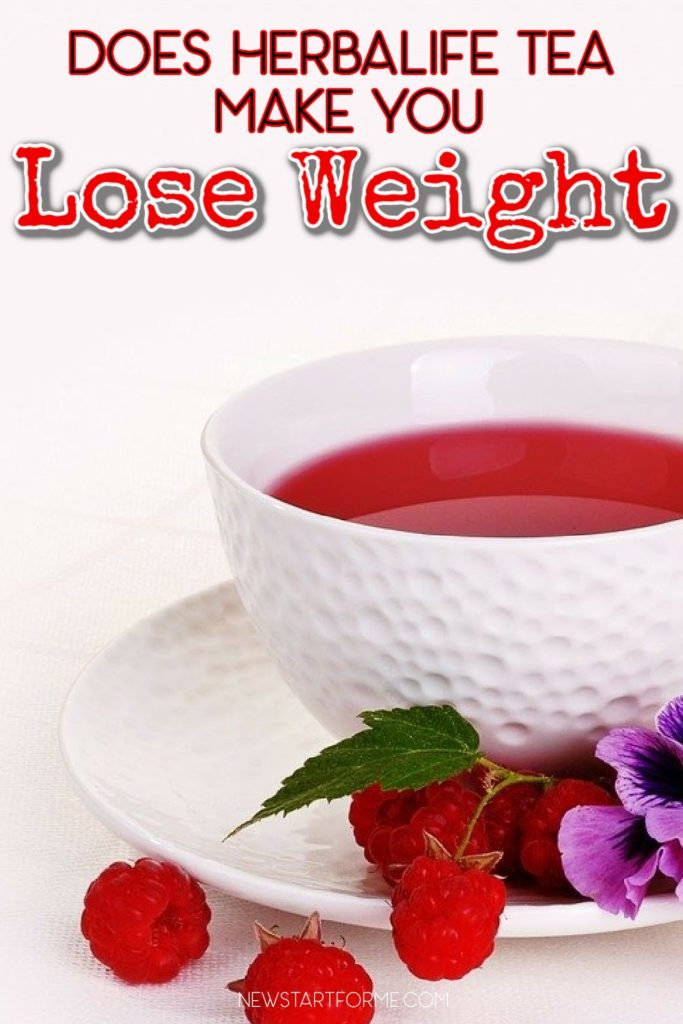 Does Herbalife tea make you lose weight? There are many ways to answer this question and it is important to look at the details.