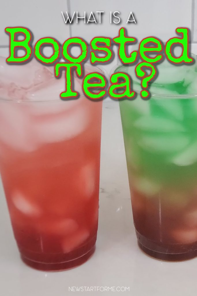 What is a boosted tea? The answer is simple, and you can easily learn and understand why a boosted tea is a better drink option anytime.
