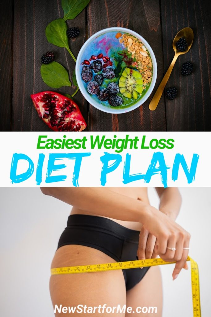 There are many ways to lose weight but finding the easiest diet plan to lose weight is not so simple and requires some digging.