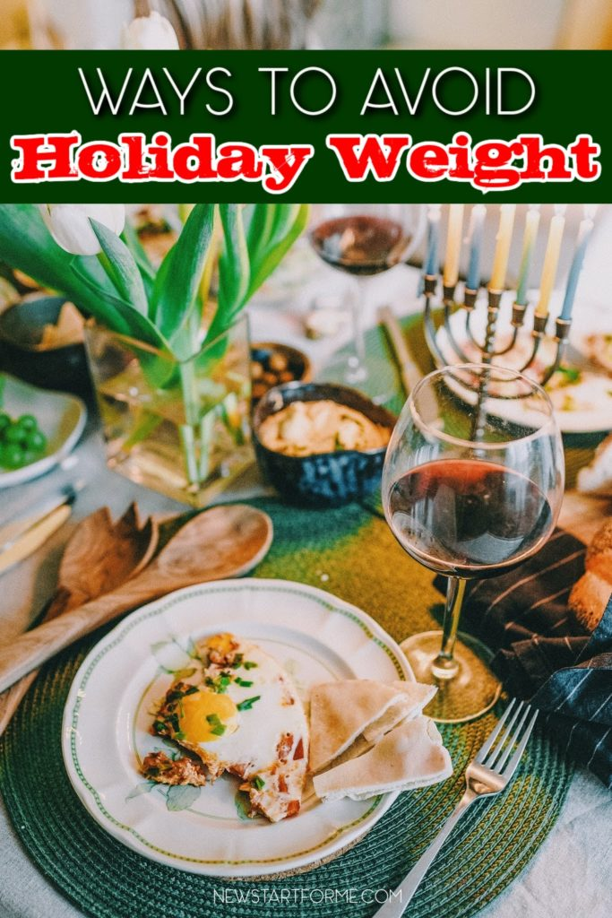 Use the best weight loss trick during the holiday season to ensure you have fun at those holiday parties but don't regret the on the scale.