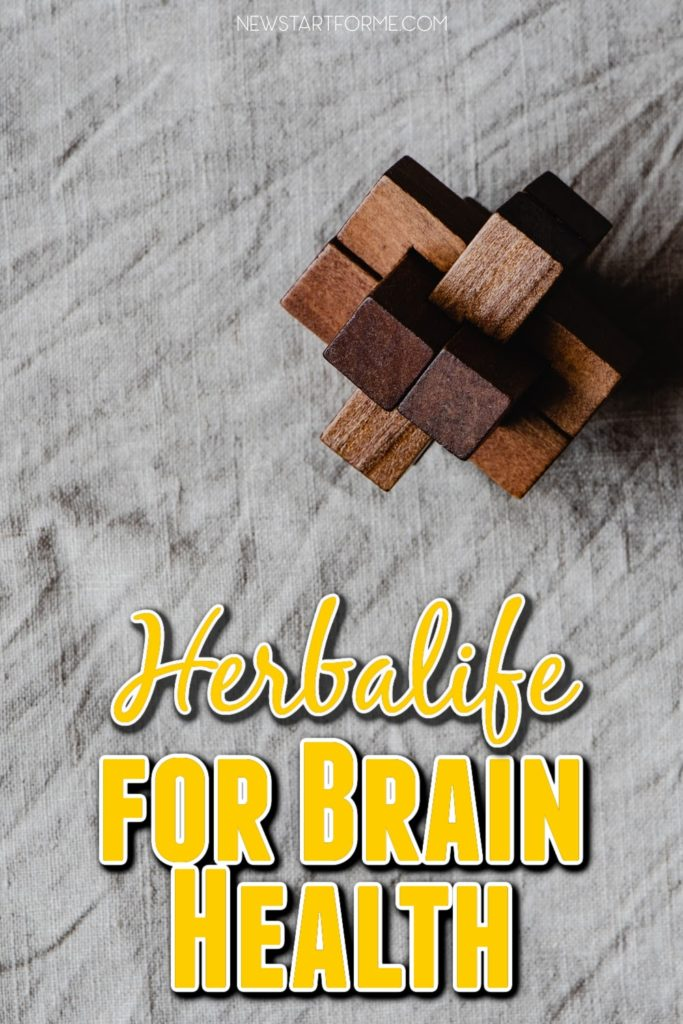 Increasing brain health means getting the right vitamins and minerals to the brain and you can use Herbalife brain health products for that.